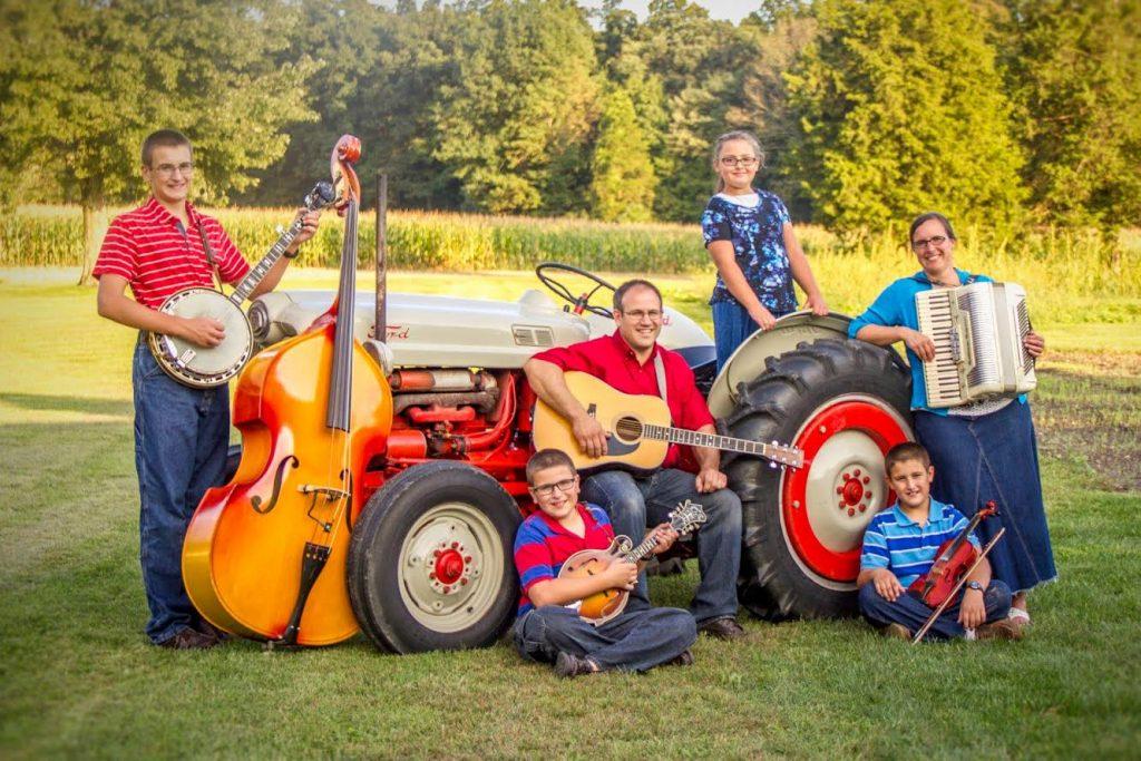 Fall Bluegrass/Gospel Music Night
